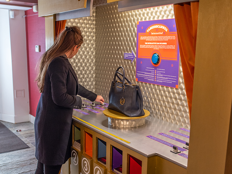 Tassenscanner